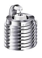 Свічка запалювання Denso Iridium OEM SK16PR-A11, 1 штука, фото 1