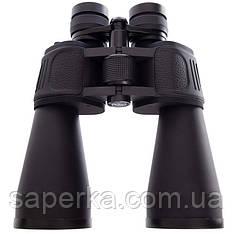 Бинокль BUSHNELL zoom 10-90х80  (пластик, стекло, PVC-чехол, черный)
