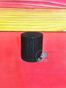 Крышка Wood-пластик черная