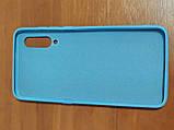Накладка   Silicon Cover full   для  Xiaomi Redmi  MI 9  (серый), фото 2