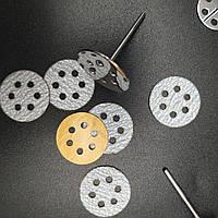 Сменные файлы PERFECT 100 грит (слайс) на диск (металлическую основу) step М (степ средний) 100 шт, фото 1