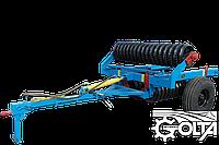 КАТОК ЗУБЧАТО-КОЛЬЧАТЫЙ ГИДРОФИЦИРОВАННЫЙ КЗК-6П-01(Первомайский ливарный), фото 1