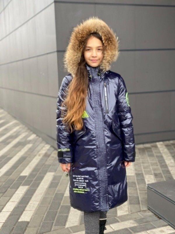 Новинка, зимняя куртка для девочки