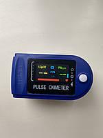 Пульсометр (Пульсоксиметр) портативный для измерения уровня кислорода в крови
