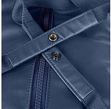 Сумка спортивная Asics TR Core Holdall M Dark Blue 155004-0793 Темно-синий, фото 3