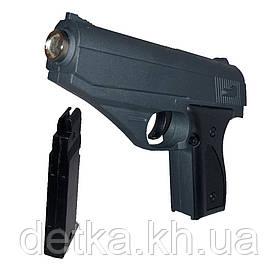 Детский пистолет VIGOR V7 с пульками, детское оружие