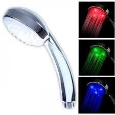 Насадка для душа с LED подсветкой и керамическим фильтром Wellamart
