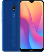 "Смартфон Xiaomi Redmi 8A 4/64GB Blue, 12/8Мп, 8 ядер, 2sim, экран 6.22"" IPS, 5000mAh, Snapdragon 439, 4G"