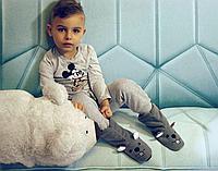 Тапочки сапожки детские, для дома, варианты, фото 1