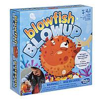 """Настольная игра """"Пугливая Рыбка"""" Hasbro E3255, фото 1"""