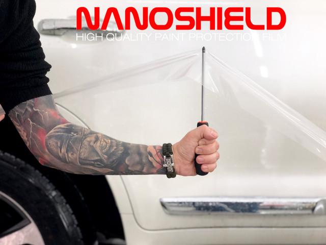 Антигравійна плівка NANOSHIELD