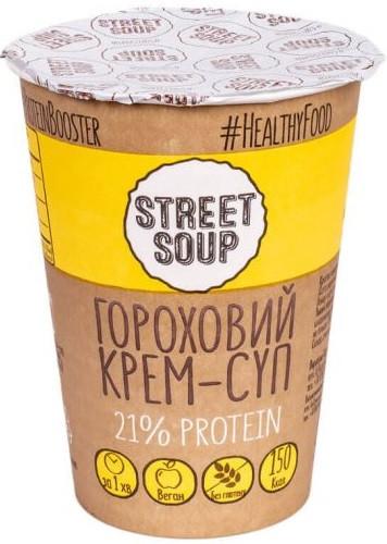 Крем-суп Street Soup - Гороховый (50 грамм)