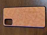 Накладка X- Leael Samsung A31 2020 ( оранжевый ), фото 2