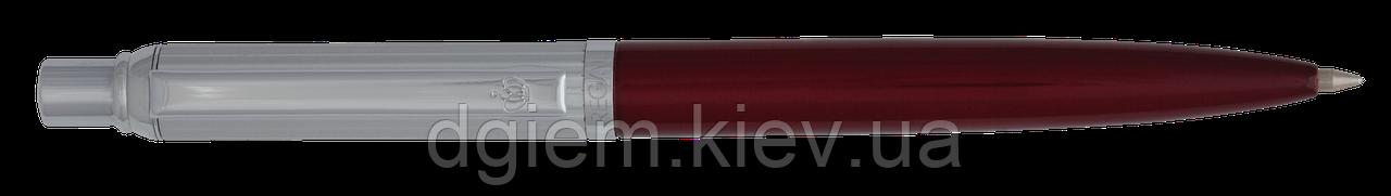 Ручка шариковая Regal красная в футляре PB10