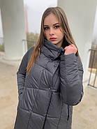 Пуховик пальто женский  Delfy 19-058-19, фото 2