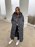 Пуховик пальто женский  Delfy 19-058-19, фото 3