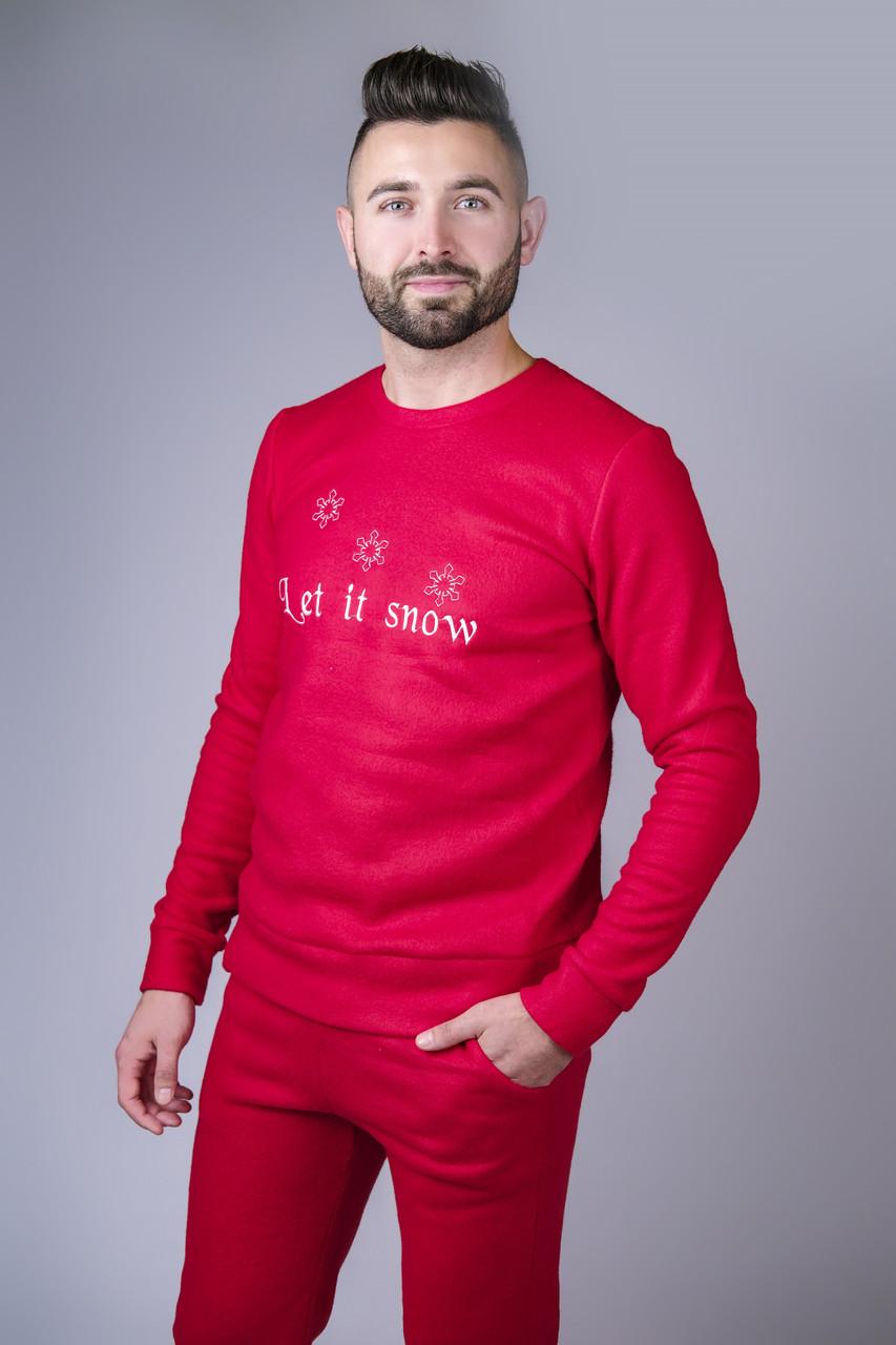Пижама новогодняя мужская