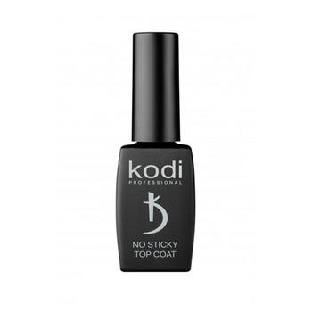Топ Kodi No Sticky Top Coat - верхнее покрытие для гель-лака (без липкого слоя), 8 мл