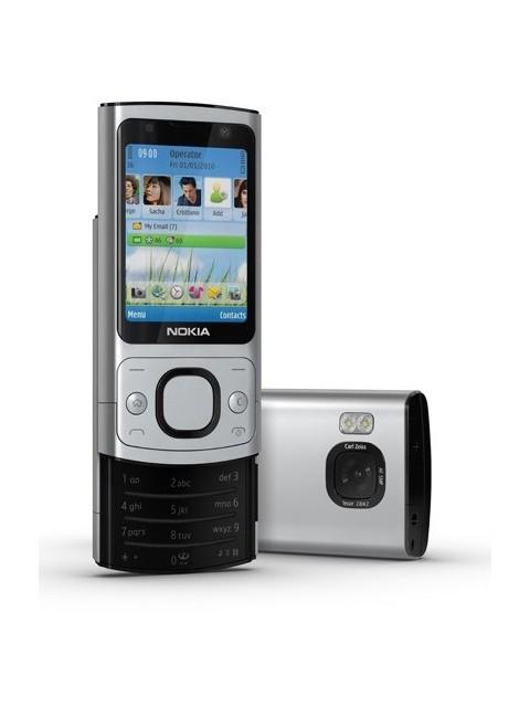 Nokia 6700 slider