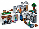 "Конструктор майнкрафт BELA Minecraft ""Приключение в шахтах"" 666 деталей , фото 2"