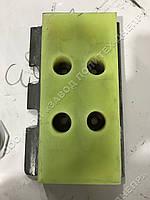 Трак полиуретановый для гусеничных фрез и асфальтоукладчиков, фото 1
