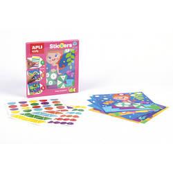 """Мозаика для малышей с наклейками """"Морские обитатели"""" Apli Kids"""