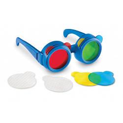 Навчальні окуляри зі світлофільтрами від Learning Resources
