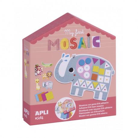 """Набор для творчества """"Моя первая мозаика"""" Apli Kids"""