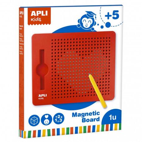 Магнітний планшет з картками Apli kids