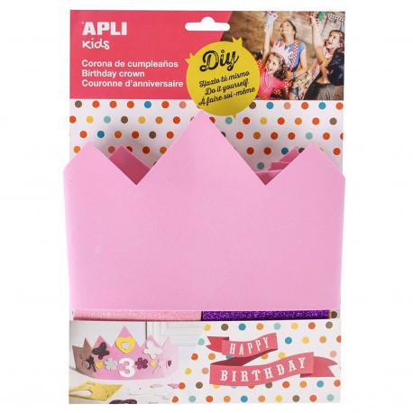 """Набор для творчества """"Корона на день рождения"""" Apli kids"""