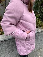 Зимняя светлая куртка DOSUESPIRIT 823-2-9, фото 2