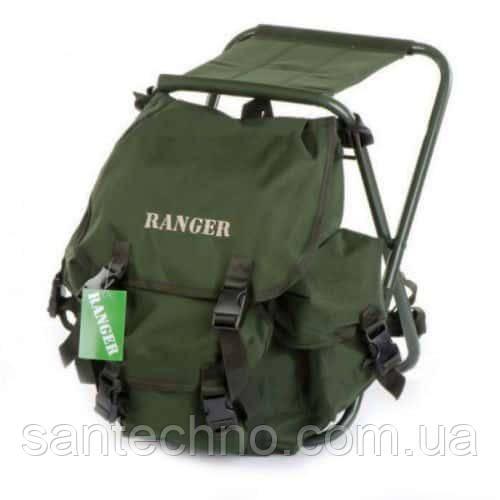 Стульчик складной туристический с сумкой Ranger FS 93112 RBagPlus
