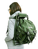 Стульчик складной туристический с сумкой Ranger FS 93112 RBagPlus, фото 6