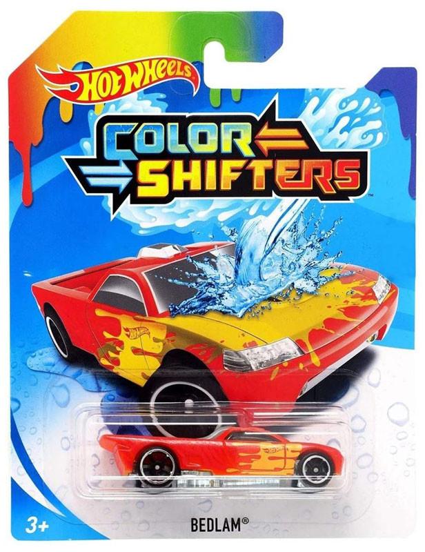 Машинка Хот Вилс меняющая цвет, Hot Wheels™ Colors Shifters (BEDLAM® - GBF23)