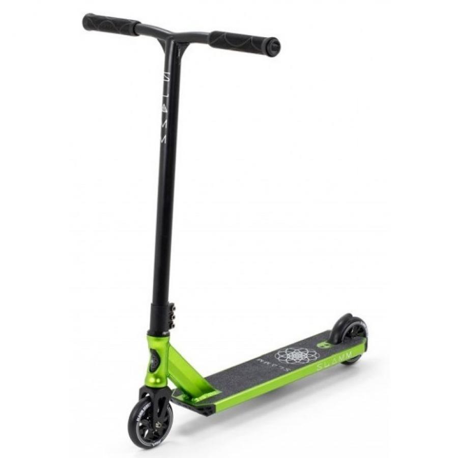 Slamm Assault V Scooter Green