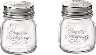 Набор QUATTRO для соли и перца 150мл 357760CBD021990 BORMIOLI ROCCO