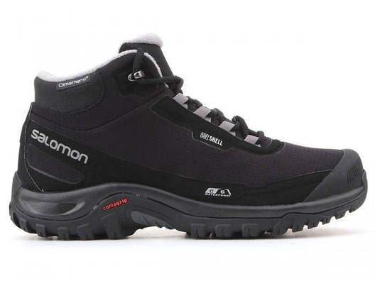 Ботинки мужские Salomon Shelter Cs Waterproof 404729 р-р 44.5, фото 2
