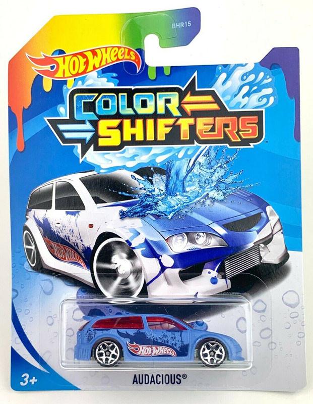 Машинка Хот Вилс меняющая цвет, Hot Wheels™ Colors Shifters (AUDACIOUS® - FPC51)