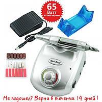 Настольный аппарат для ногтей (маникюр, педикюр) Nail Drill ZS-603 65 Ватт 45000 об/мин