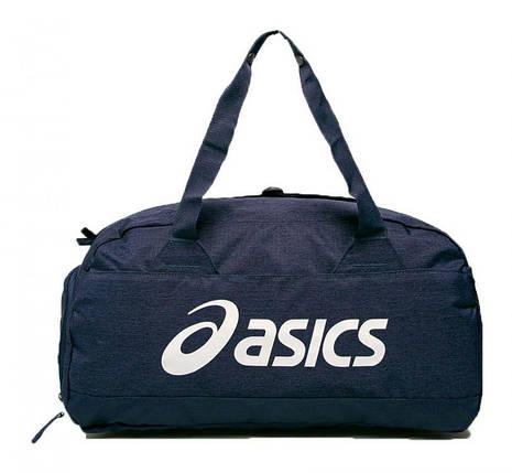 Сумка спортивная Asics Sports S 3033A409-400 Синий, фото 2