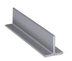 Тавр алюминиевый АД31Т5  15х15х1,5 мм  as/бп
