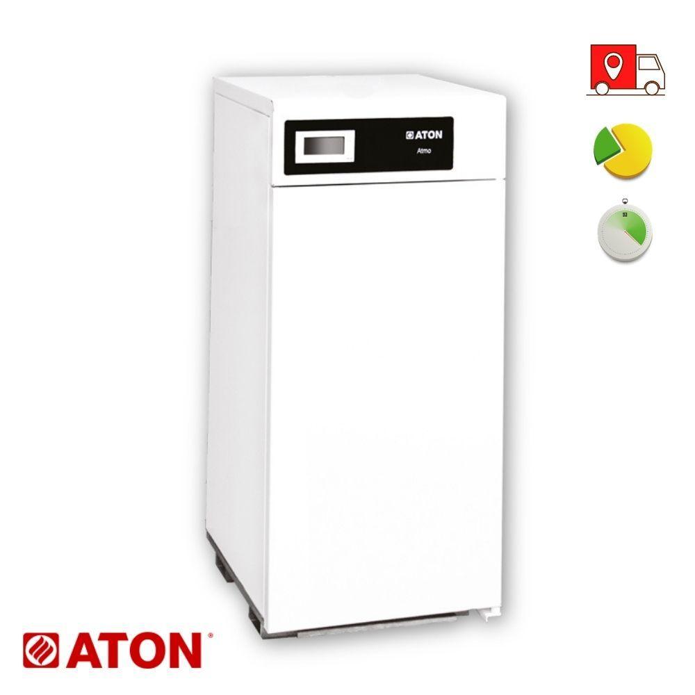 Газовый котел ATON Atmo 25Е