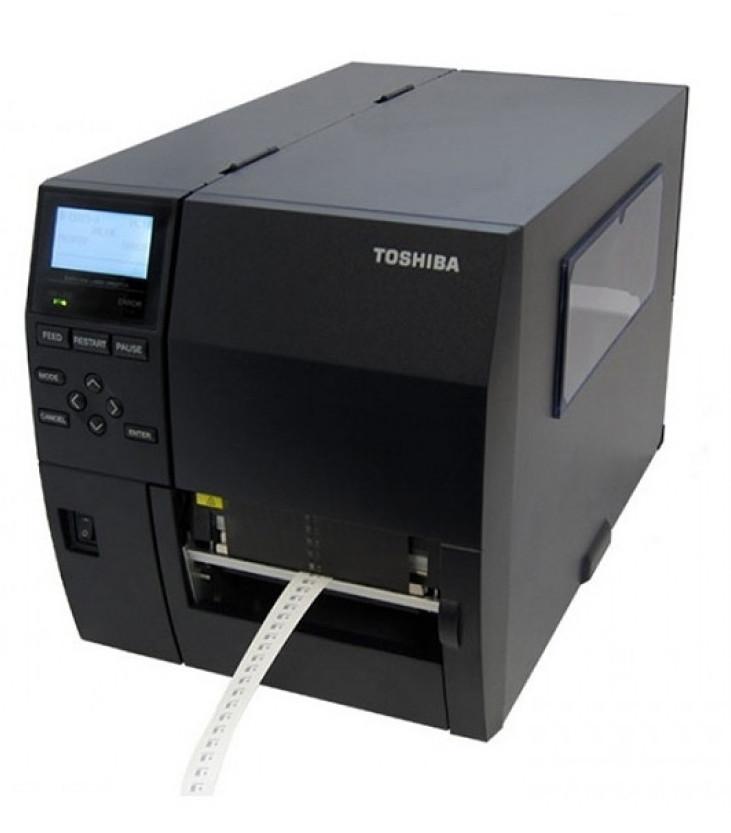 Принтер этикеток Toshiba B-EX4T3-HS12-QM-R