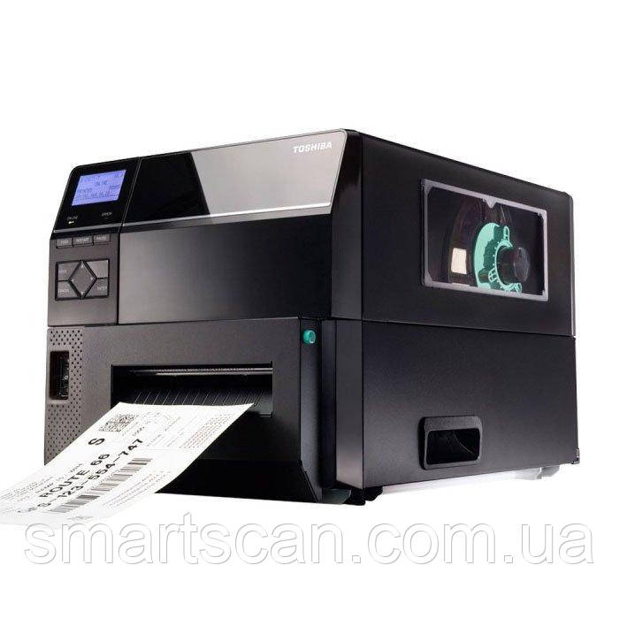 Принтер этикеток Toshiba B-EX6T1-GS12-QM-R