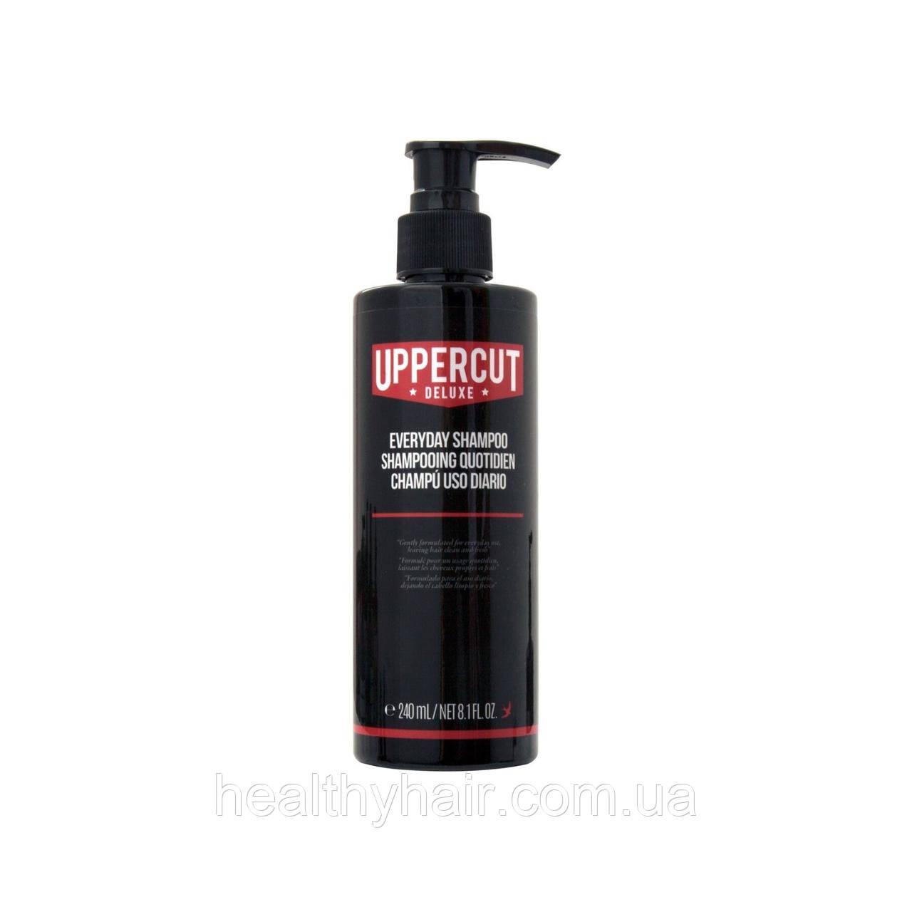 Шампунь Uppercut Barbers Everyday Shampoo 240 мл