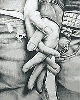 Картина по номерам ArtStory Мы вместе 40*50см