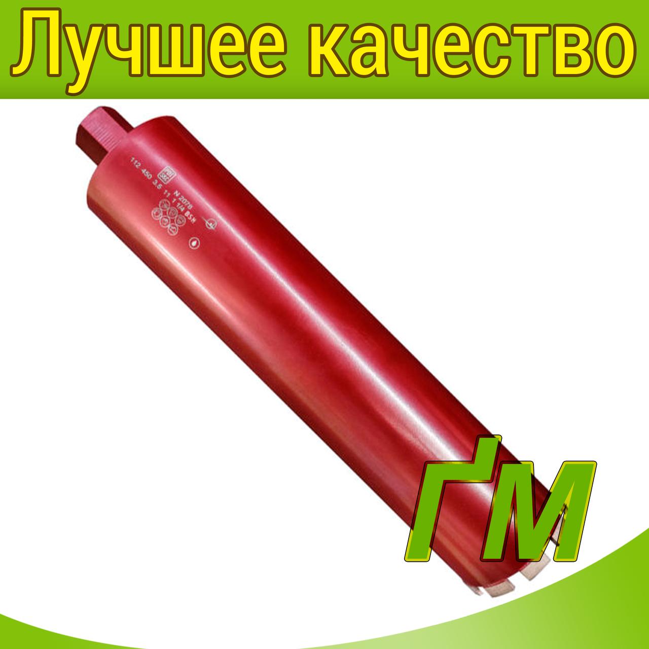 "Алмазные сегментные сверла ""Poltava Diamond Tools"" BS\BH\BSH"