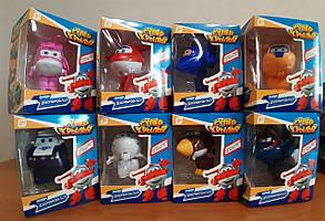 Игрушки Супер крылья Джет и его друзья набор из 8 шт., фото 2