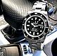 Rolex Submariner (Silver-Black), фото 2
