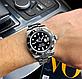 Rolex Submariner (Silver-Black), фото 3